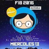 Fiesta de Bienvenida #FIB2016 by Exiliados (13-7-16)