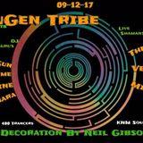 Hallugen Tribe live recording 9 - 12 - 2017