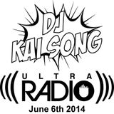 Ultra Music Radio Episode 54 [06-06-14]