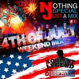 "NOTHING SPECIAL, JUST A MIX #1 ""4TH OF JULY"""