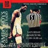 Rambo Boys 20 @ Red Light Radio 03-09-2019