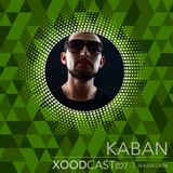 XOODcast 027 - Kaban - August2016