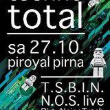Gundam Live @ Techno Total Piroyal Pirna 27.10.12
