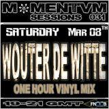Momentvm Sessions 031 - Wouter de Witte - 2014-03-08