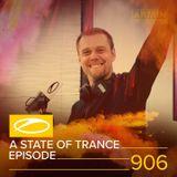 Armin Van Buuren - A State Of Trance 906 (2019-03-21)