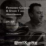 Fernando Calvillo & Stasik T @ MixOne FM -Afferent Sessions Ep 05- (July 5th, 2017)