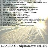 DJ ALEX C - Nightgrooves 496 house ethnic 13.04.2019