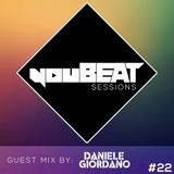 youBEAT Sessions EP#22 - Guest Mix by: Daniele Giordano