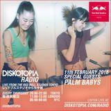 Diskotopia Radio 11th February @Red Bull Studio Tokyo