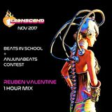 Anjunabeats  - Reuben Valentine - 1 Hour DJ Mix (Original Track @ 51:10 - 59:04)