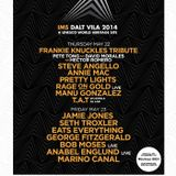 Seth Troxler b2b Jamie Jones @ International Music Summit, Dalt Vila, Ibiza 23-05-2014