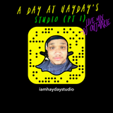A Day at Hayday's Studio pt 1 (Live Mix)