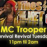 2-SURVIVAL REVIVAL 24TH JUNE 2014 VIBESFM.NET MC TROOPER