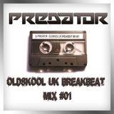 DJ Predator - UK Breakbeat Mix #01