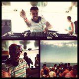DARREN EMERSON / Live broadcast from the Cirque de la Nuit boat party / 25.06.2013 / Ibiza Sonica