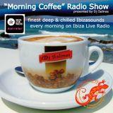 "Dj Salinas ""balearic feelings Morning Coffee"" - Session No19/2016"