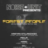 FOREST PEOPLE Live @ NOISE UNIT / Klub SCENA Nis / 05.04.2014.