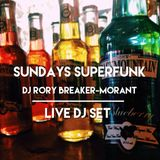 WeGotTheSpot Live Sundays SUPERFUNK 120616