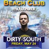 Dirty South - Live @ Encore Beach Club Las Vegas (USA) 2013.05.24.