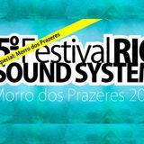 Djs Baré & MouChoque - 5º Festival Rio Sound System (Prazeres-01-03-14)