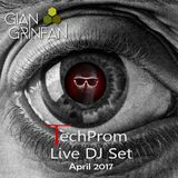 TechProm Live DJ Set April 2017