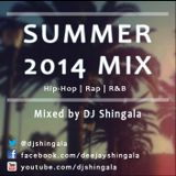 2014 Summer Hip Hop Rap R&B Mix - DJ Shingala