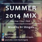 2014 Summer Hip Hop Rap R&B Mix - DJ Shingala