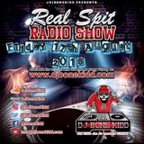 Real Spit Radio Show 17th August 2018