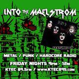 INTO THE MAELSTROM - Metal / Punk / Hardcore Radio #40 - 02.21.2020