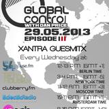 Dan Price - Global Control Episode 111 (29.05.13) Xantra Guestmix