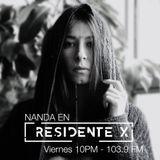 DJ Set Nanda Residente X