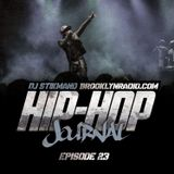 Hip Hop Journal Episode 23 w/ DJ Stikmand