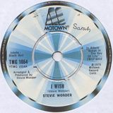 Stevie Wonder - I Wish (Mean Fiddler Special Disco Version)