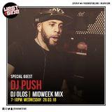 DJ PUSH - WESTSIDE FM GUESTMIX
