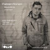 Fabian Ronen - The Rondo Show on SoundTrip Radio 09 November