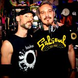 Brian Lyons & Derek Pavone / Live at the Eagle /  July 17 2015