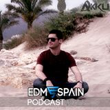 EDM Spain Podcast 022 - Akku
