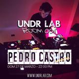 Pedro Castro @ UNDR LAB S008