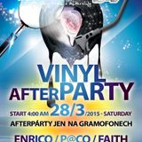 Dj Faith-Studio 54 Vinyl party 28.3.2015
