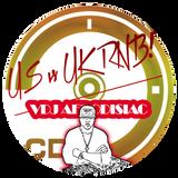 Summer 2016 US vs UK RNB CHARTS VOL I (18+) by vDJ Afrodisiac