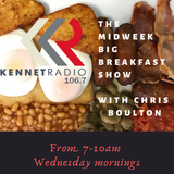 Midweek Big Breakfast Show with Chris Boulton - 18th October 2019
