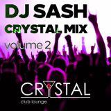 DJ Sash - Crystal Club Lounge Mix Vol. 2