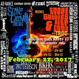 Stone Grooves & Deep Cuts on BiC Radio - February 22, 2017