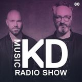 KDR080 - KD Music Radio - Kaiserdisco (Live at Room 175 in Mainz / Germany)