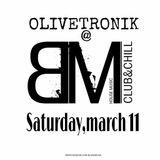 OLIVETRONIK@black milk club   saturday,march 11