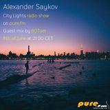 Pure Fm. City Light Radio Show mixed by BDTom