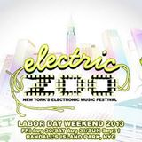 Otto Knows – Live @ Electric Zoo 2013 (New York) – 30-08-2013