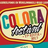 3DO Radio : Uitzending 17 : Colora Festival 2017