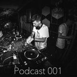 Lineal Podcast #001. Daniel Araujo