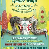Itw - Festival Les quatres Temps